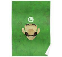 Luigi Poster