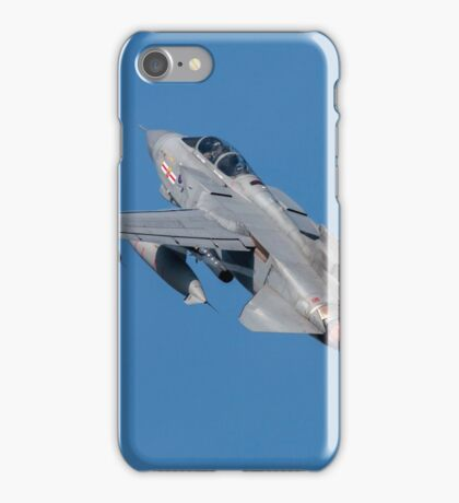 Tornado Gets Airborne  iPhone Case/Skin