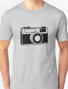 35mm camera (black) T-Shirt