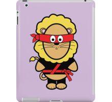 Victor the ninja iPad Case/Skin