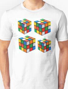 Rubiks Cuboid Unisex T-Shirt
