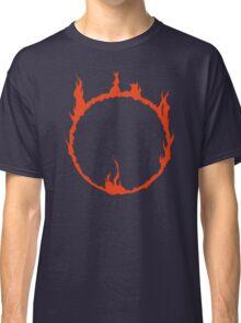 Dark Sign - Red  Classic T-Shirt