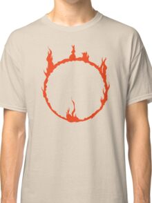Dark Sign - Red  Classic T-Shirt