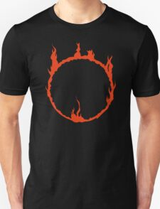 Dark Sign - Red  T-Shirt
