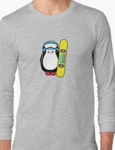 Hugo snowboarding Long Sleeve T-Shirt
