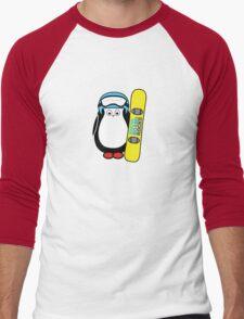 Hugo snowboarding Men's Baseball ¾ T-Shirt