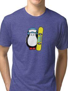 Hugo snowboarding Tri-blend T-Shirt