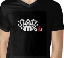 U.K. Mods  018.PNG Mens V-Neck T-Shirt