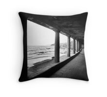 Such is the romance of the sea Throw Pillow