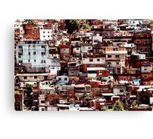 CITY OF GOD Canvas Print