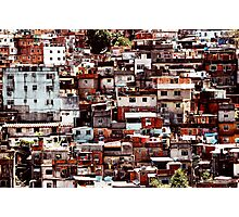 CITY OF GOD Photographic Print