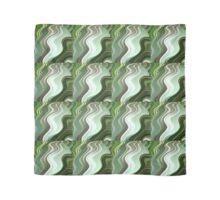 Green Swirls  Scarf