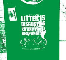 { Irish litter is disgusting } by thecheekypixel
