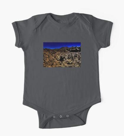 Bonito Lava Flow with Sunset Crater One Piece - Short Sleeve