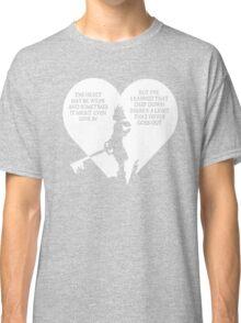 Kingdom hearts sora quote Classic T-Shirt