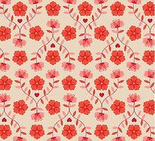 flowers everywhere/1 by silviarossana