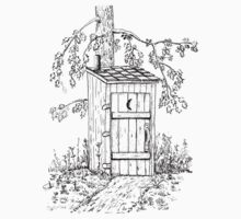 Outhouse by weirdpuckett