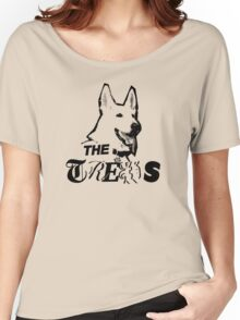 The Trews Russell Brand Logo Women's Relaxed Fit T-Shirt