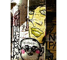 Melbourne Graffiti - Hosier Lane II Photographic Print