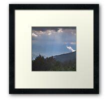 Ariege Pyrenees Framed Print