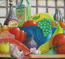 Red Snapper by DTLaVercombe