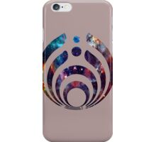Bassnectar Logo Nebula Version iPhone Case/Skin