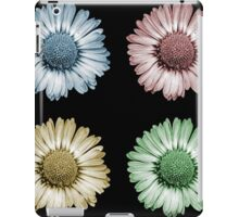 Pop Art Daisy x4 iPad Case/Skin