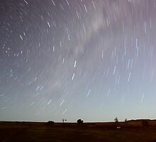 WINTON STARTRAILS by Matt White