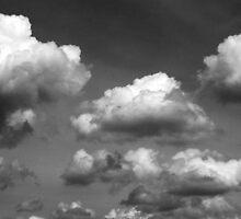 Wolken I / Clouds I by Tanja Katharina Klesse