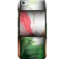 Blocks Abstract iPhone Case/Skin