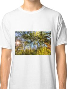 The Pond Side Trees Classic T-Shirt