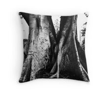 Trunk Throw Pillow