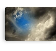 The Breath of Life Canvas Print