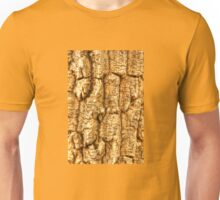 The Crackling Of Aged Skins Unisex T-Shirt