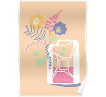 floral fuel Poster