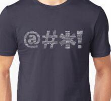 SciFi Swearing Unisex T-Shirt