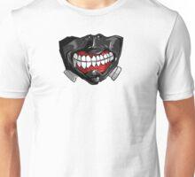 Tokyo Ghoul - Kaneki Mask Unisex T-Shirt