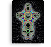 'At the Center of the Soul Is Love...' Canvas Print