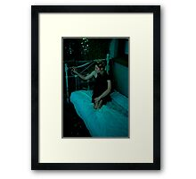Evening Belle Framed Print