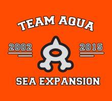Team Aqua - Sea Expansion Kids Clothes