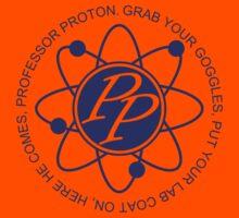 Professor Proton Kids Clothes