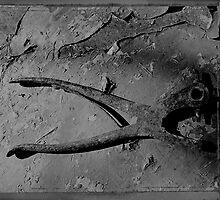 Rusty still life by Jean-François Dupuis