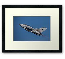 Tornado GR4 ZA607 Framed Print