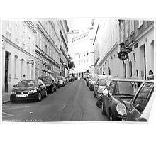 Vienna Street Poster