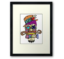 Elite Punk Framed Print