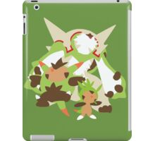 Chespin Evolution iPad Case/Skin