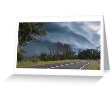Scenic Drive Greeting Card