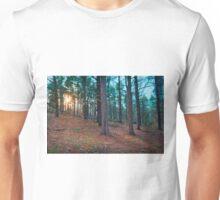 Spring Sunshine at Fort Washington State Park Unisex T-Shirt