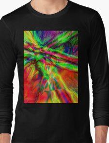 Trippy Long Sleeve T-Shirt