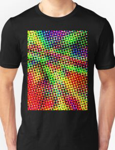 Trippy Half Tone T-Shirt